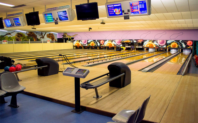 Tenpin Bowling at Forster Entertainment Centre